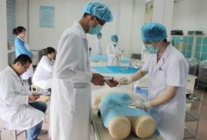 临床医学、口腔医学、医学检验、医学美容专业