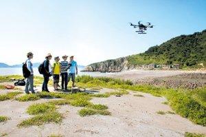 无人机遥感技术/机器人技术/3D打印技术